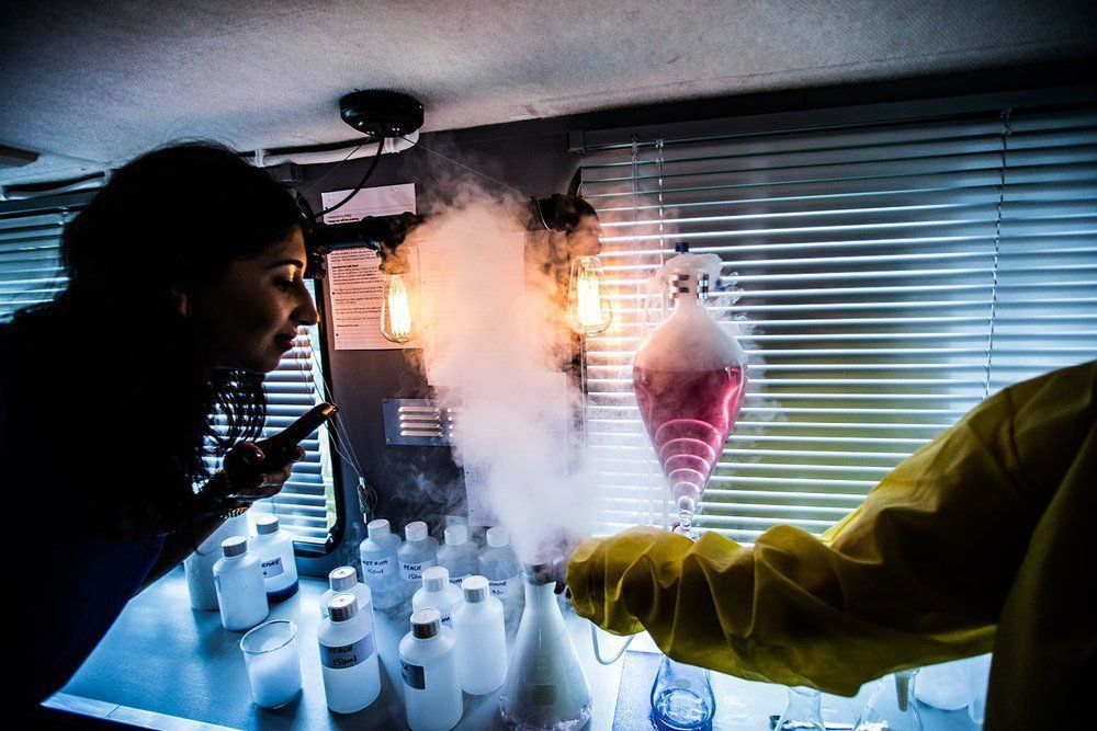 Un bar éphémère Breaking Bad bientôt à Paris